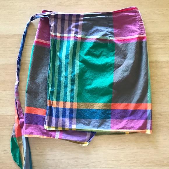 Ralph Lauren Dresses & Skirts - Ralph Lauren Country wrap skirt